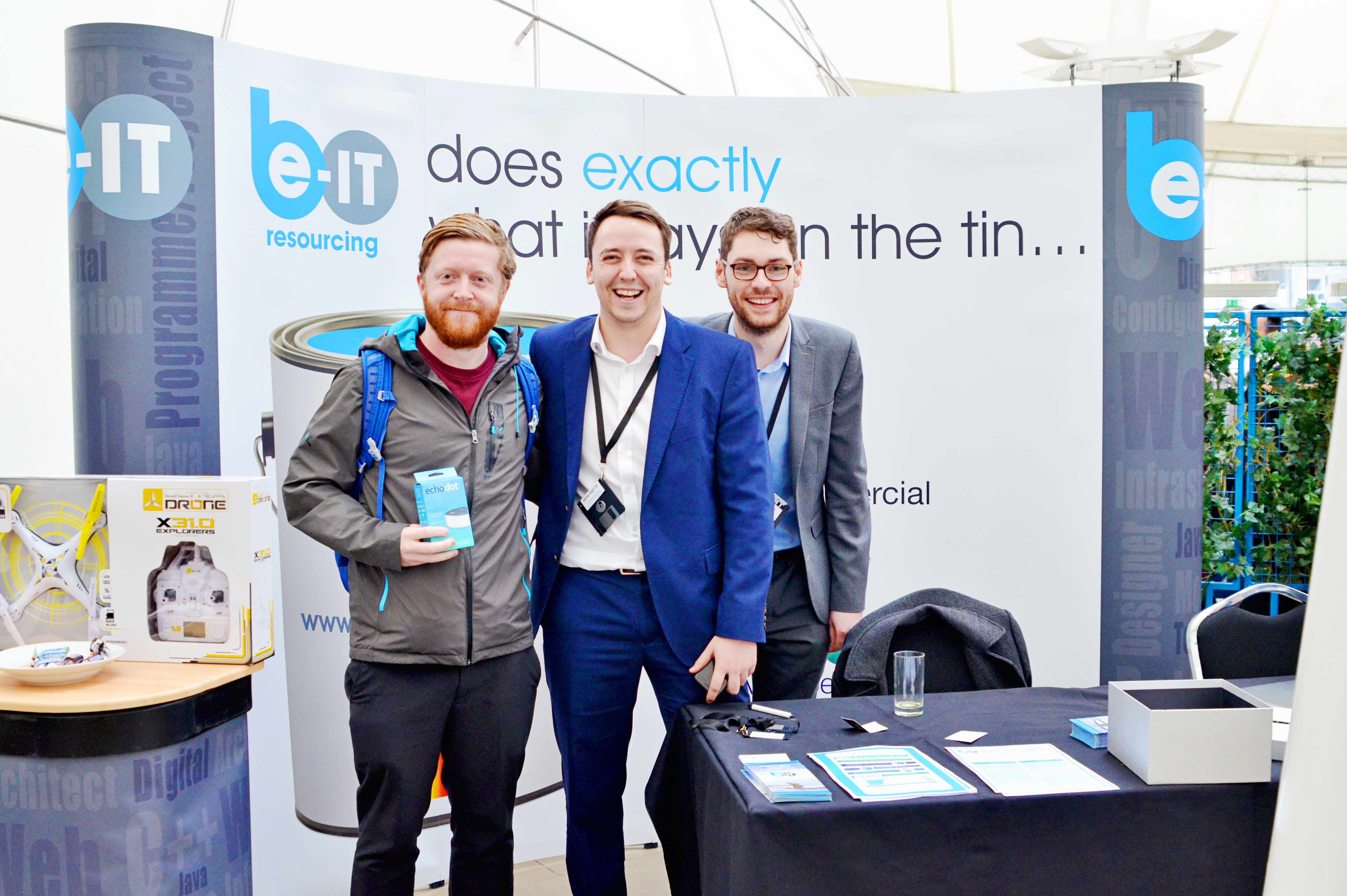 Digital Transformation Conference, Be-IT Eco Winner