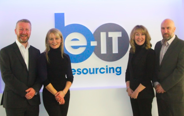 Picture of Be-IT senior management