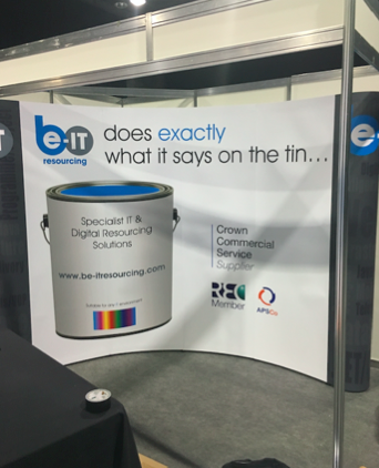 Be-IT Exhibition Stand pic