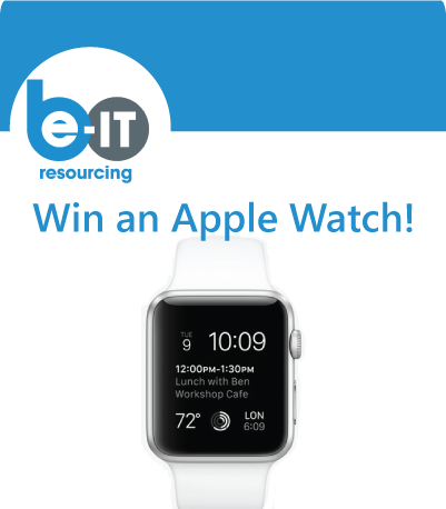 Apple Watch competition graphic