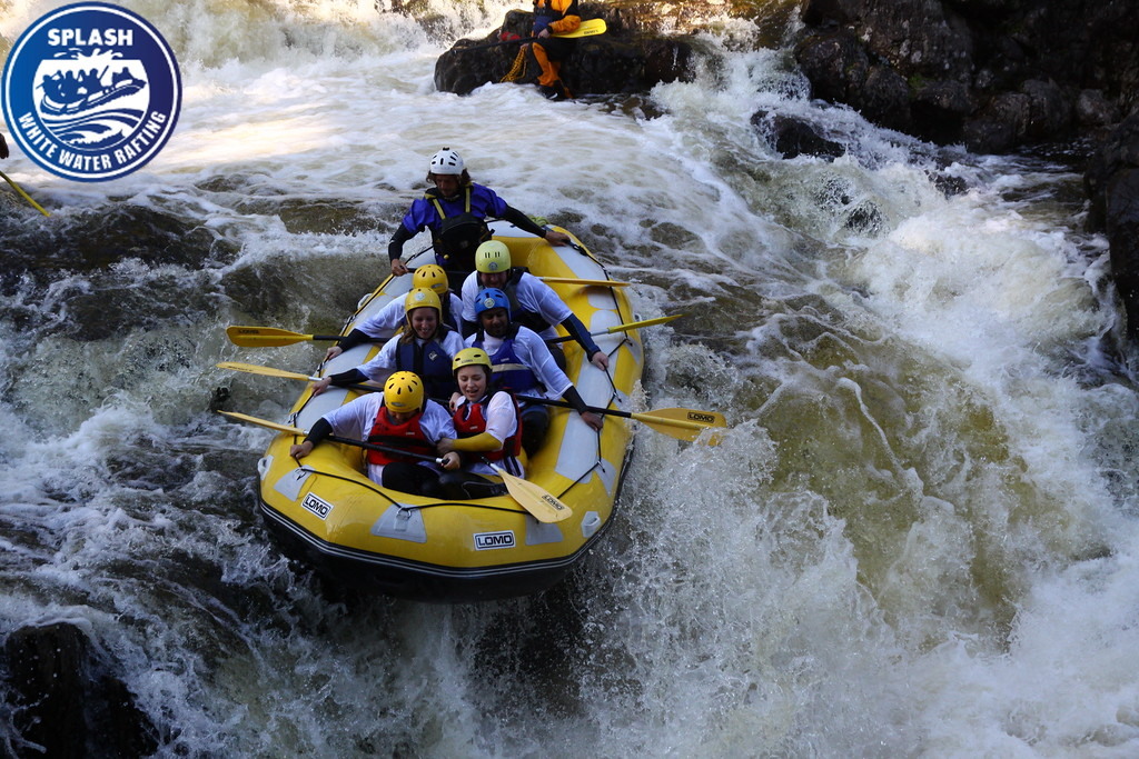 Be-IT whitewater rafting picture 3